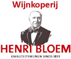 wijnkoperij henri bloem logo